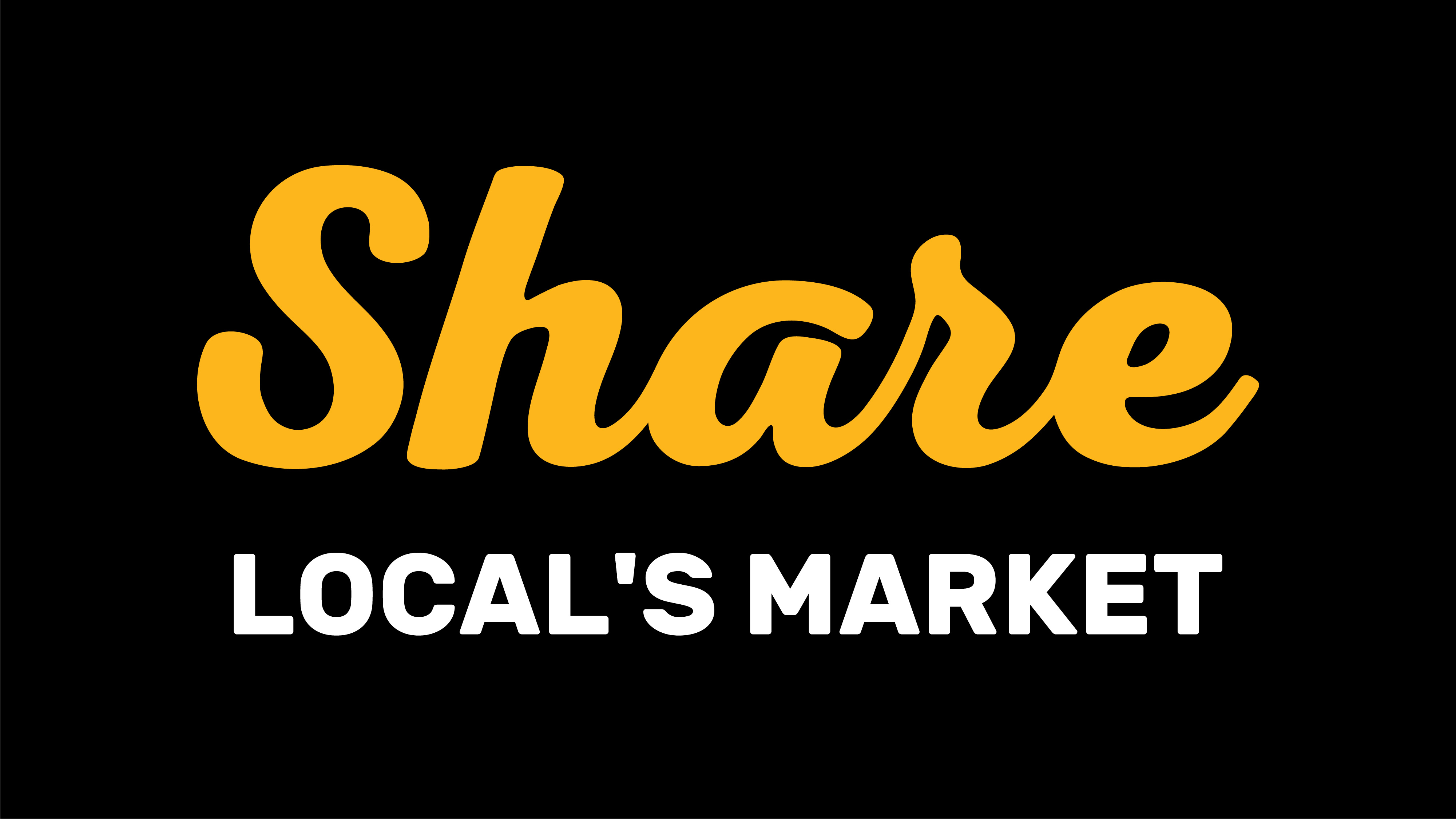 Share Local's Market